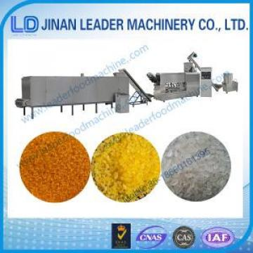 Artificial / Nutrition Rice Processing Line food machinery company