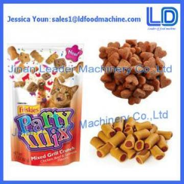 Pet Treats making machinery for Cat ,Dog