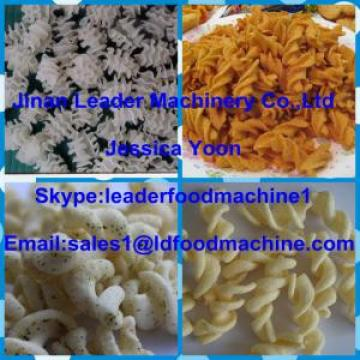 Buy CE ISO9001 Automatic Screw/shell/chips frying food extrusion