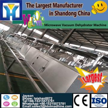 Industrial Vacuum Dryer / Batch Type Microwave Vacuum Drying Machine