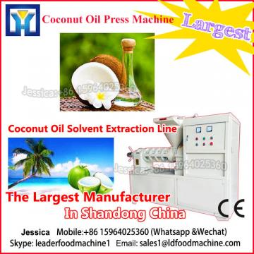 2016 hot sell peanut cooking oil making machine oil refining machine made in Shandong LD