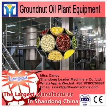 Sesame oil extraction machine production line for closed loop bho extractor