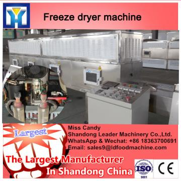 vacuum freeze dryer/sea food freeze drying machine/fish drying equipment
