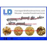 Automatic Corn Flakes Making Machine , Breakfast Cereals Grain Processing Equipment
