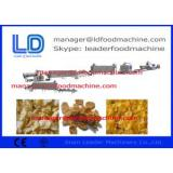 Stainless Steel Corn Flakes Making Machine , Kelloggs Corn Flakes / Food Production Line