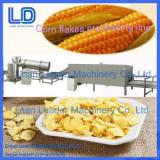 High Capacity Corn Flakes Making Machine , Grain Processing Equipment