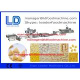 Three Phase 3d Snack Pellet Machinery , cereals Extruded Snacks Machine