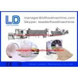 Stainless Steel Nutrition Rice Powder Making Machine For Food Plant