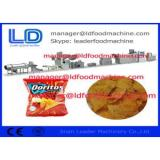 High Speed Corn Chips Making Machine Fried Chips / Pellet Tortilla Machine