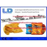 Doritos Tortilla Corn Chips Making Machine / Grain Processing Equipment