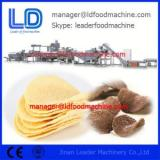 Fried Automatic Potato Chips Making Machine With SIMENS  Motor
