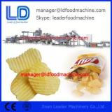 Electric Semi-automatic Potato Chips Making Machine /  Food Processing Equipment
