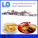 Fried Snacks Automatic Fried Compound Potato Chips Processing Line
