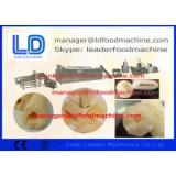 Inflating Snacks Making Machines , buckwheat / bean / starch food processing lin