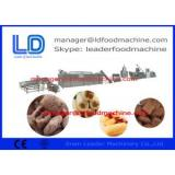 Inflating Snacks Making Machines Core Filling Inflating Snacks Food Processing machine