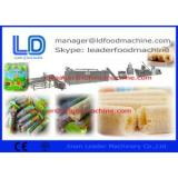 Inflating Snacks Making Machines Core Filling Inflating Snacks Food Processing Line