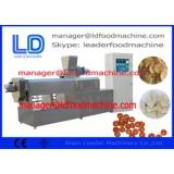 double screw extruder for snacks food