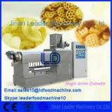 Crew Self-Cleaning Food Processing Machinery Single Screw Food Extruder