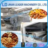 304 Stainless Steel Belt single Peanut Roasting Machine , High Capacity