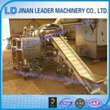 500kg / h Peanut Processing Machine , Drum Continuous Seasoning Machine