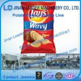 Automatic Potato chips processing equipment