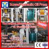 High quality professional soybean oil refined machine