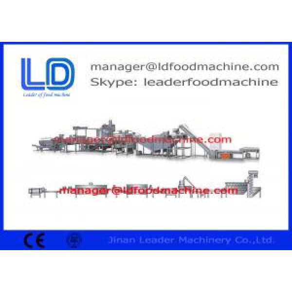 Industrial Potato Chips Making Machine #1 image