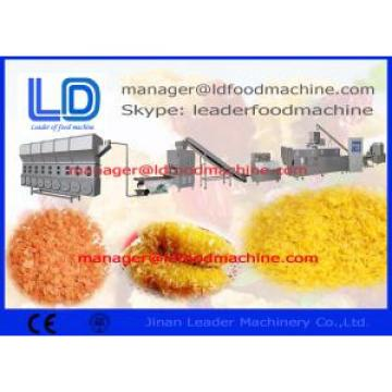 Simens Motor Snack Making Machine / Bread Crumb Production Line For Chicken Wings
