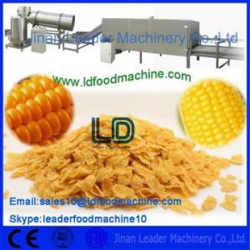 Electric Automatic Corn Flakes Machine Stainless Steel With 3 Phase