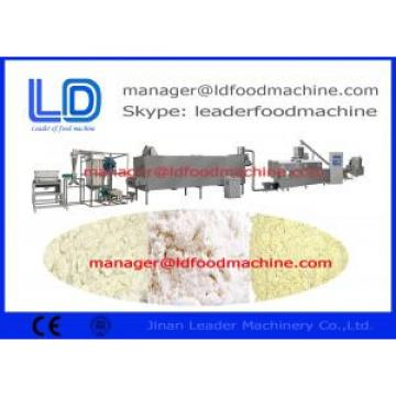 Automatic Baby Food product Line For Nutrition Powder Processing