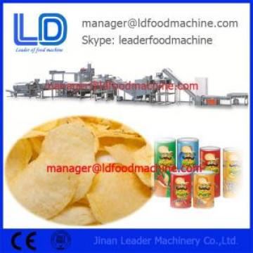 Stainless Steel Potato Chips Making Machine / Food Processing Line