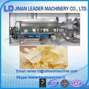 Multi-functional wide output range fry potato chips Factory equipment