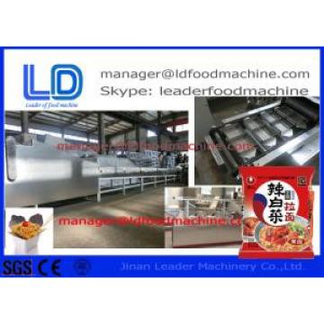 Multi-functional wide output range  Snacks Noodles Process line