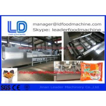 healthy fried instant noodle production line / food processing machinery Mixing / shaping