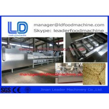 Instant Noodle Production Line boiling / cutting / cooling puffed food