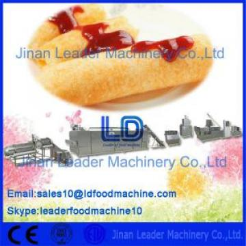 2014 New Automatic cereal snack Core Filling Snacks Food Processing Line Baking rice bread / cracker