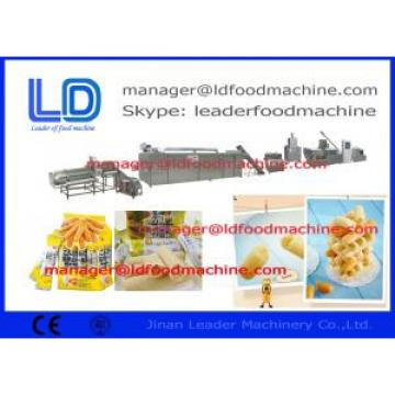cereal Snack Making Machine making rice bread / rolling snack / crackers