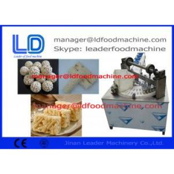Automatic Healthy Puffed Snack Making Machine of Twin screw Extruder