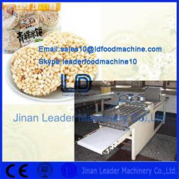 Healthy Puffed Snack Making Machine 53kw of 380v 50Hz Automatic