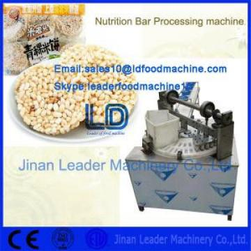 easy operation  kind bar nutrition industrial food processing equipment
