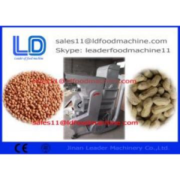High Efficiency Low Noise Low Impurity Peanut Peeling Machine For Cooking Oil Process