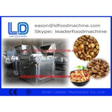 Automatic Peanut Processing Machine , Electric Peant Frying Processing Machine