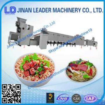 CE ISO certification Mini instant noodles Machine