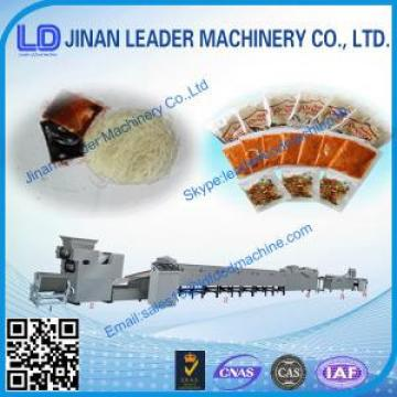 How to  Mini instant noodles  service machinery