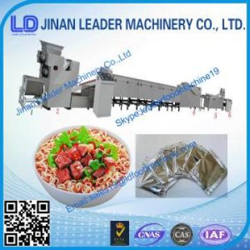 Mini instant noodles Machinery snack production line