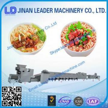 Mini instant noodles  Processing Line making machine