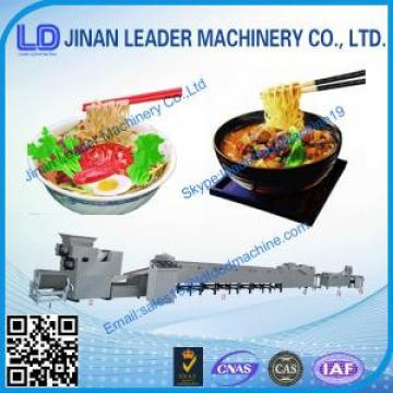 Best Chinese how to make    Mini instant noodles  service machinery