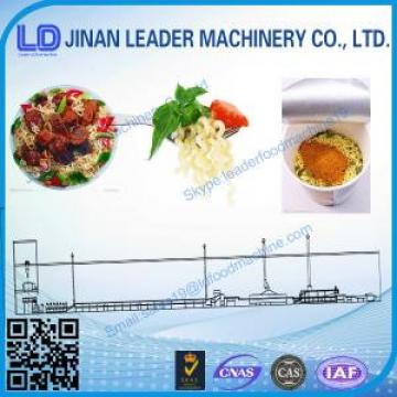 How to instant noodle service machinery