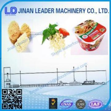 Right instant noodle service machinery