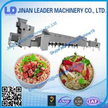 balls or Strip Mini instant noodles processing plant